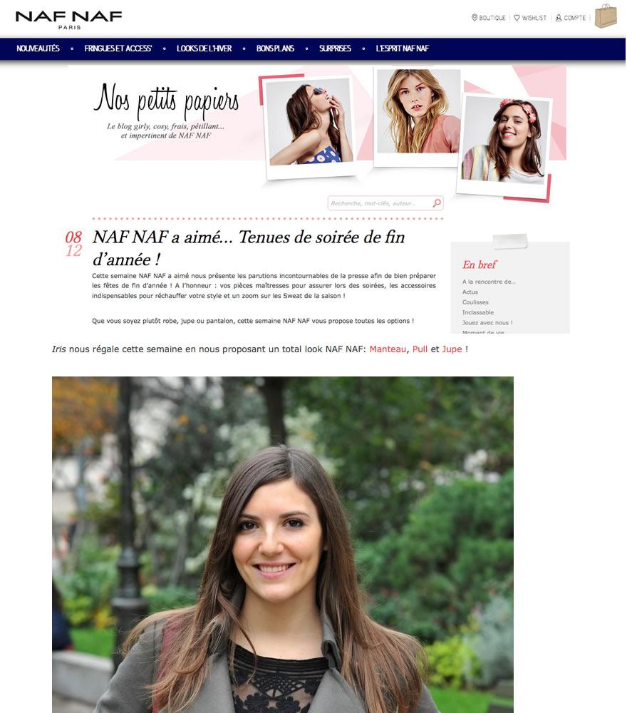 nafnaf blogueur