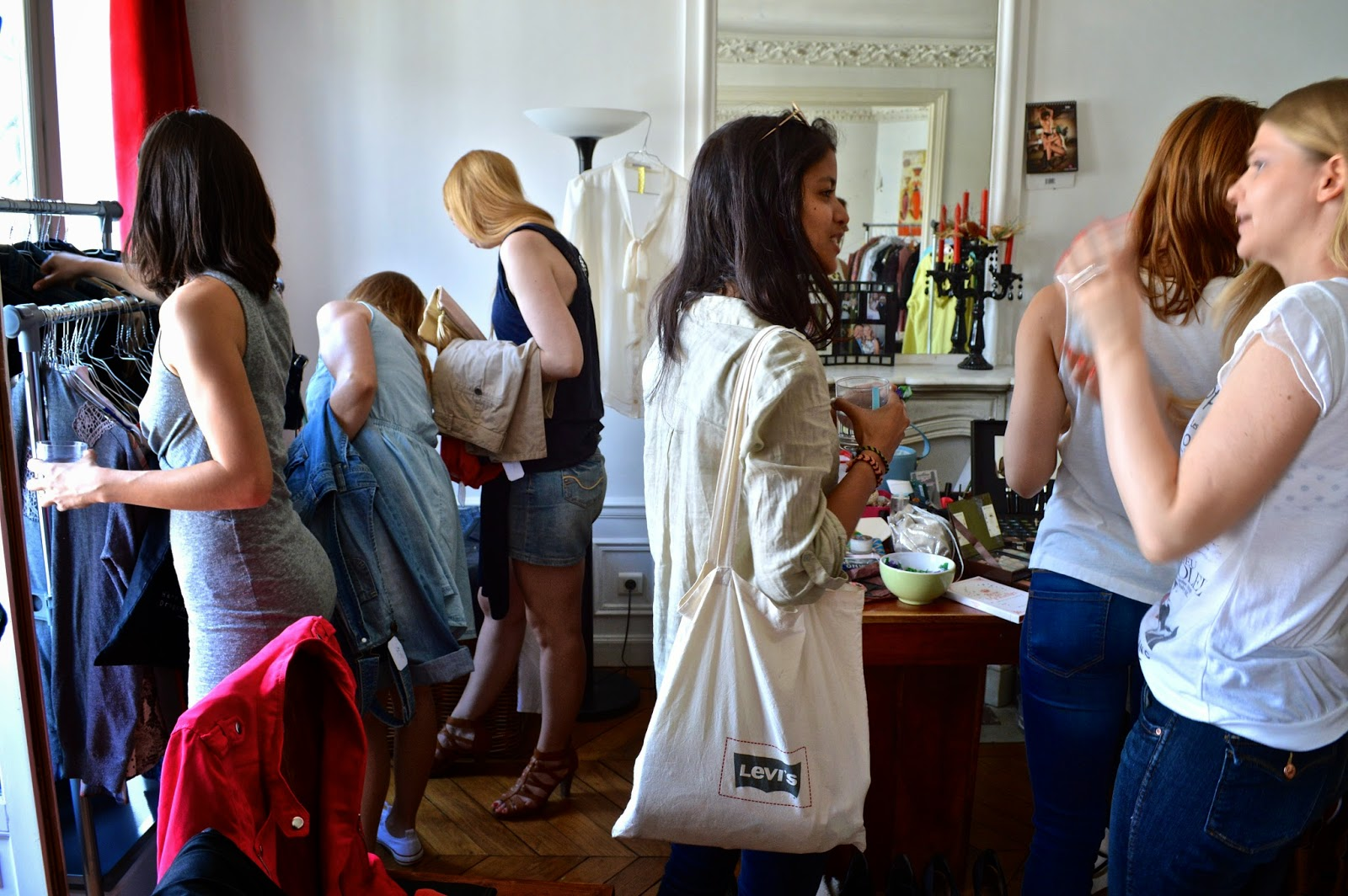 vide dressing blogueuses