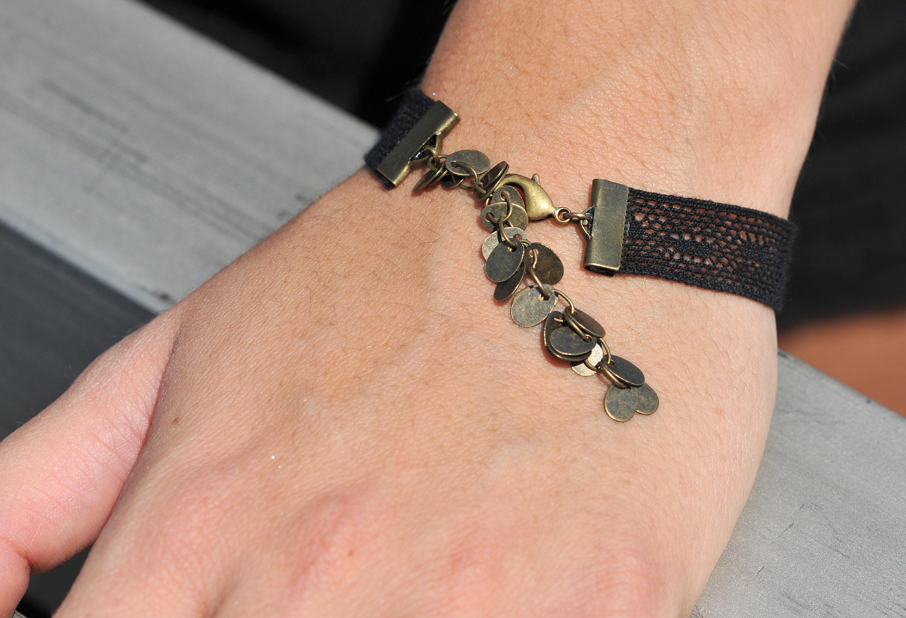 bracelet mementomori bijoux