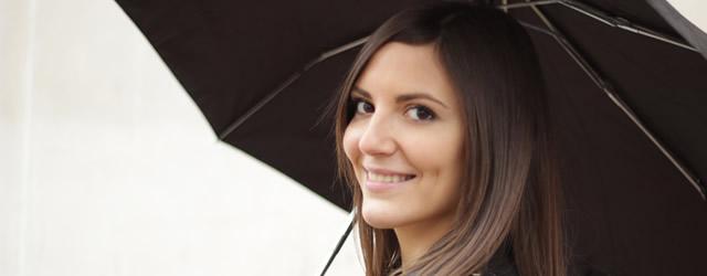 tenue sous la pluie