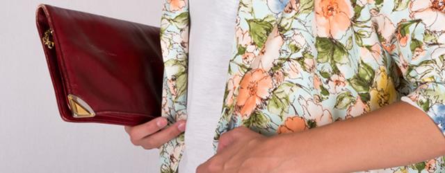 une veste fleurie vintage les caprices d 39 iris blog mode beaut lifestyle paris. Black Bedroom Furniture Sets. Home Design Ideas