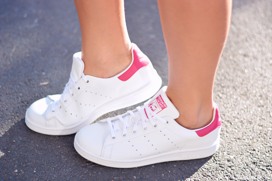 Stan Smith Dentelle