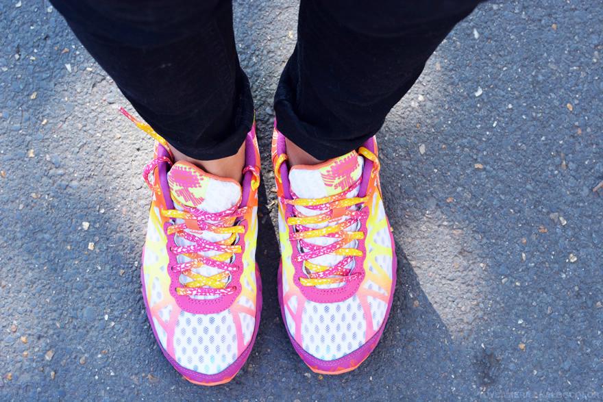 comment porter les running