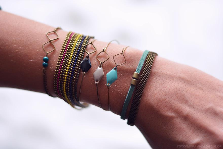 bracelets mementomori bijoux