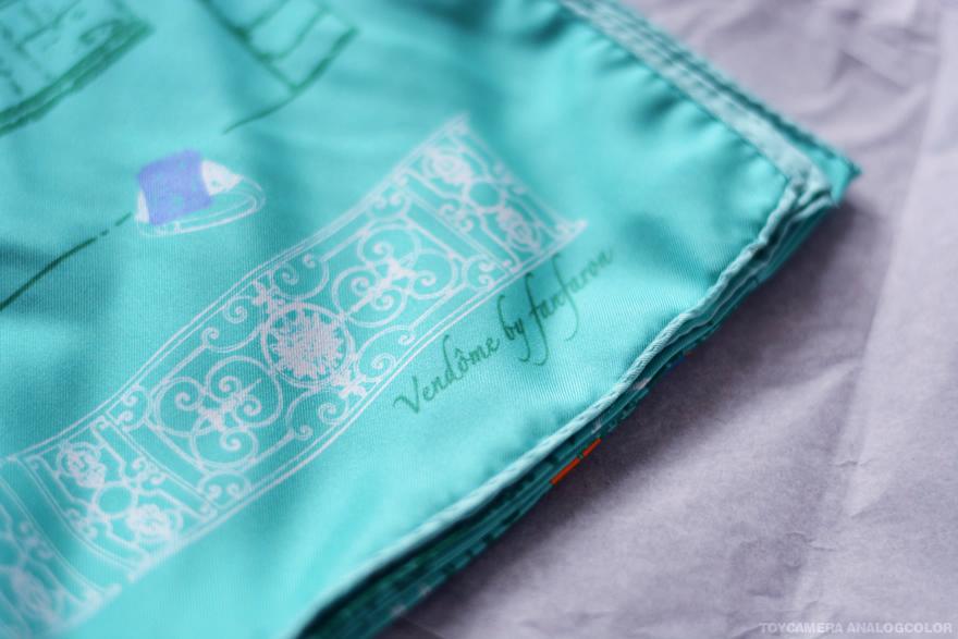 foulard fanfaron vendome