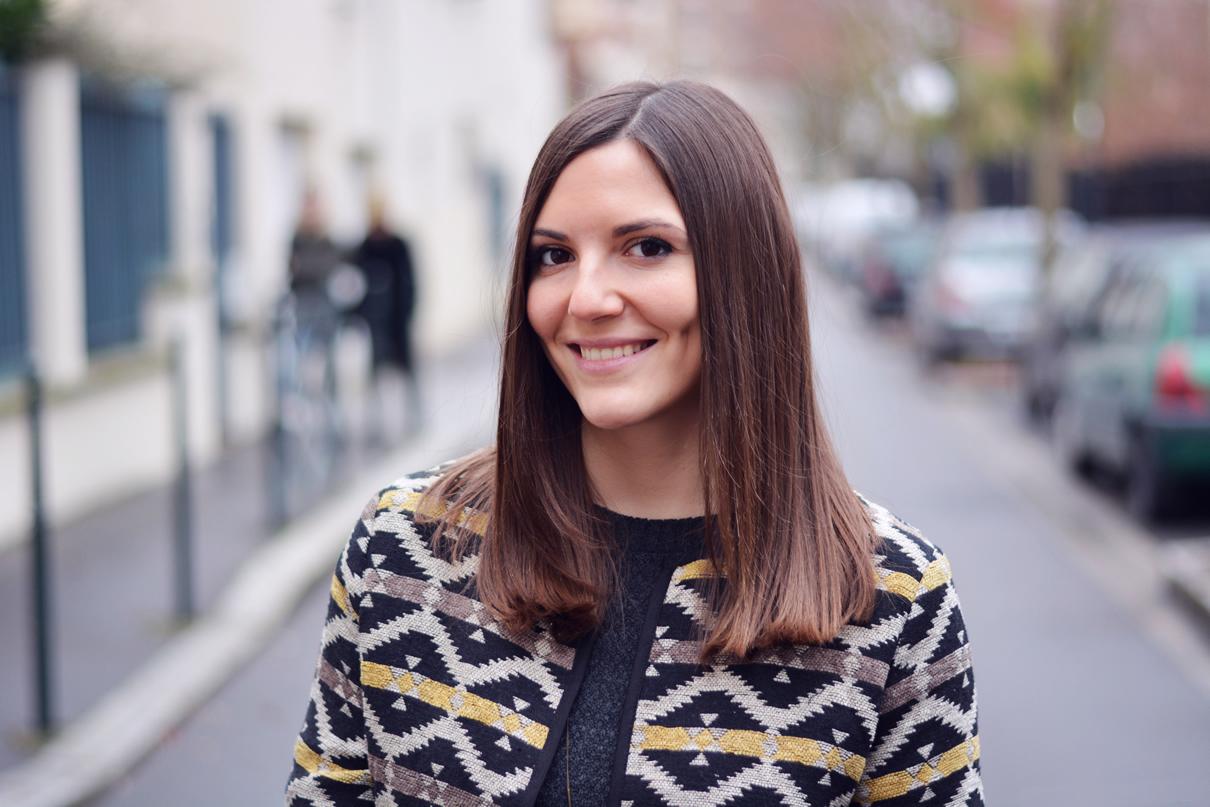 portrait de blogueuse