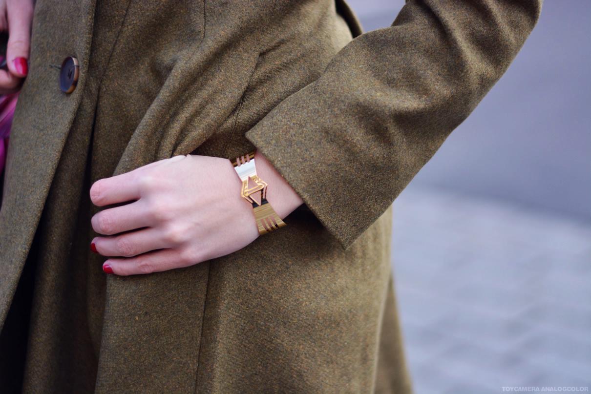 bracelet graphique alkalene
