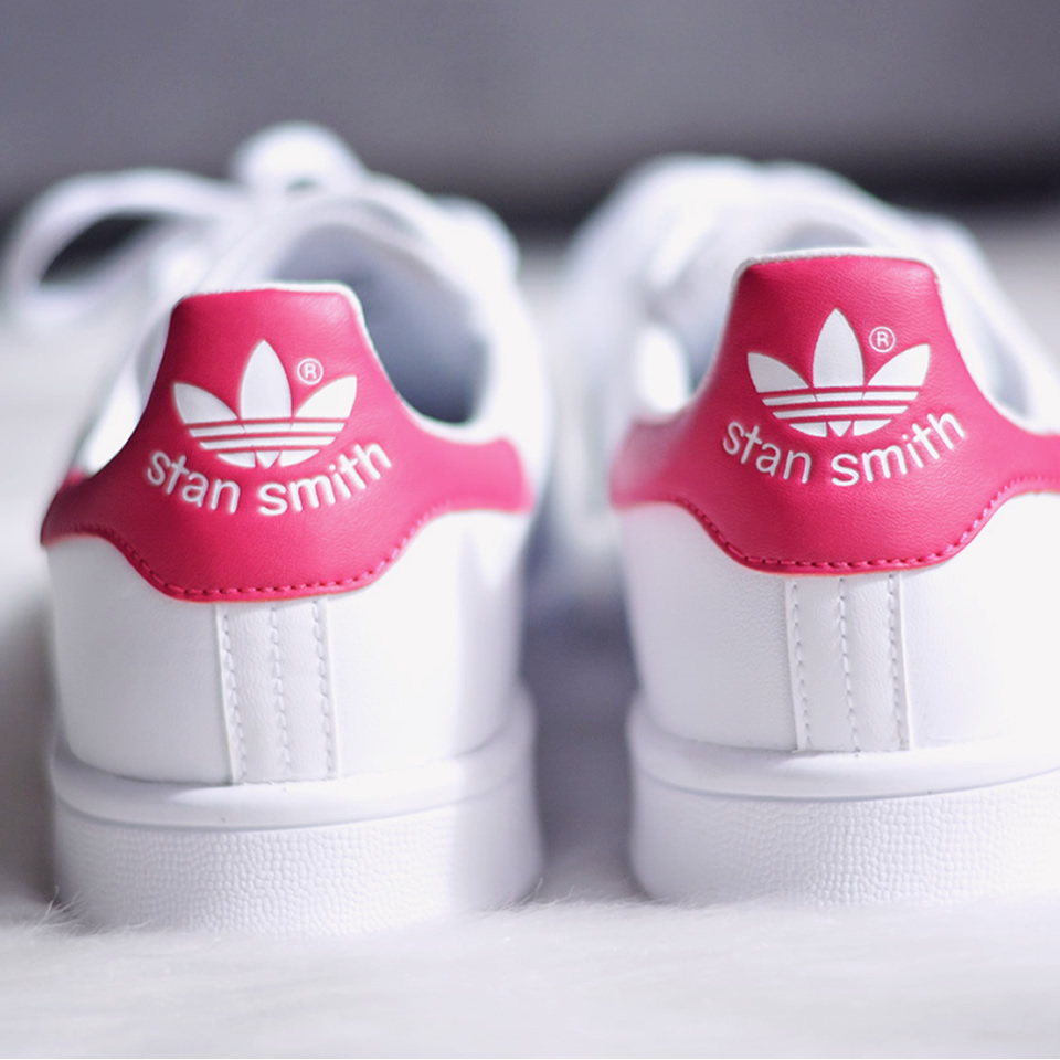 stan smith roses