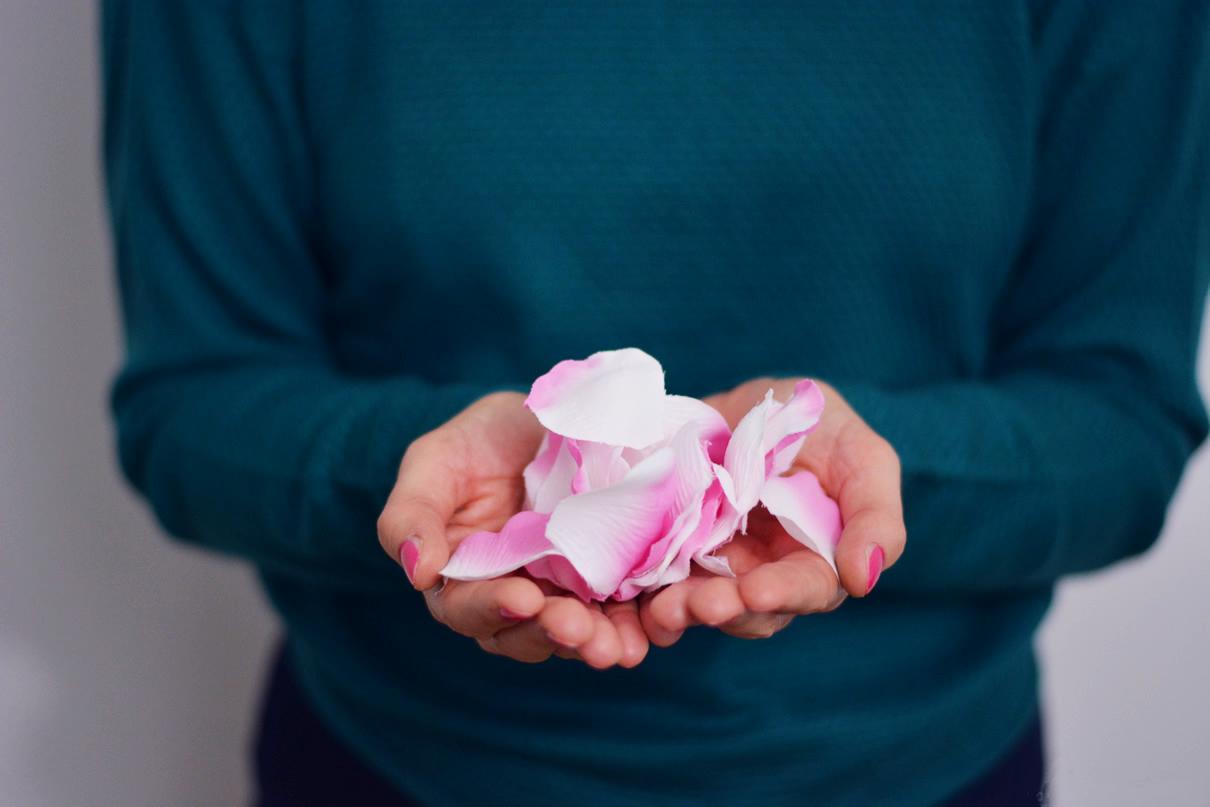 petales de roses saint valentin