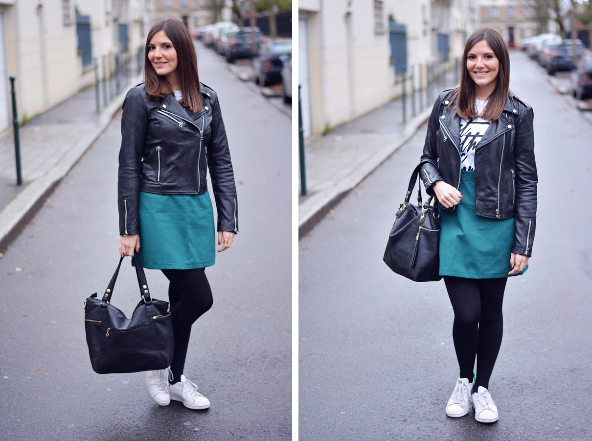 look blogueuse mode