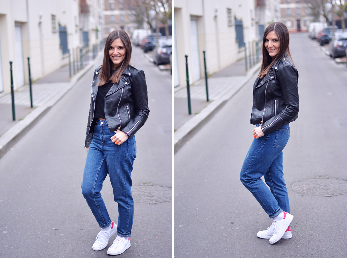 Le jean de maman les caprices d 39 iris blog mode beaut lifestyle paris - Style vestimentaire annee 80 ...
