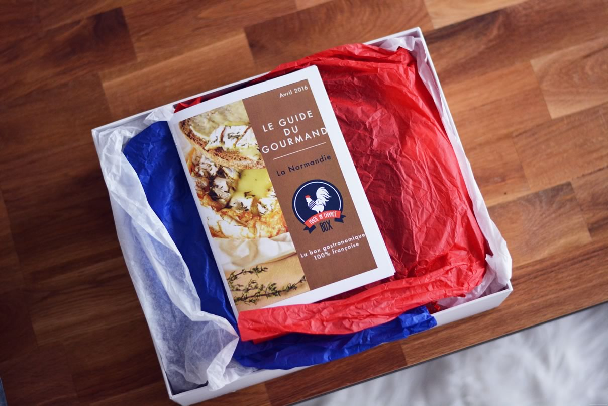 box culinaire made in france