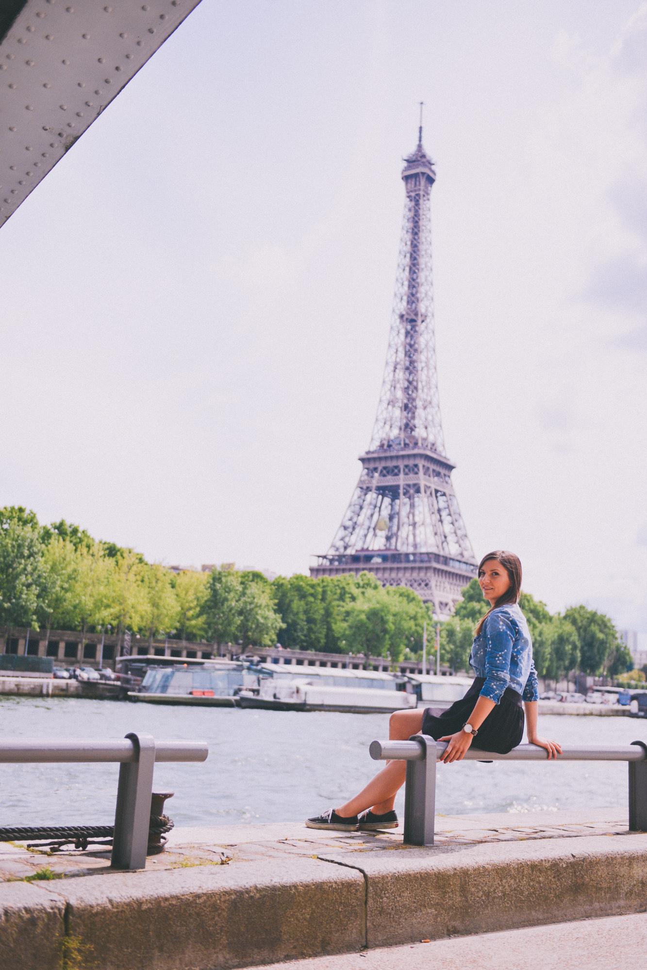 tour Eiffel blog