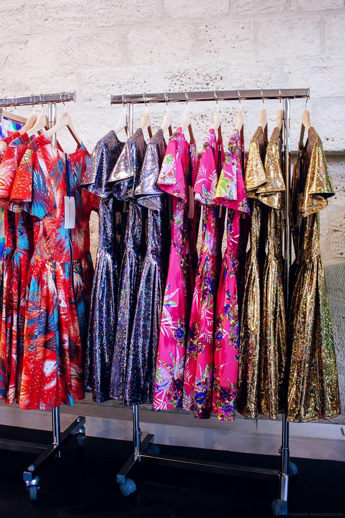 robes cameron kham