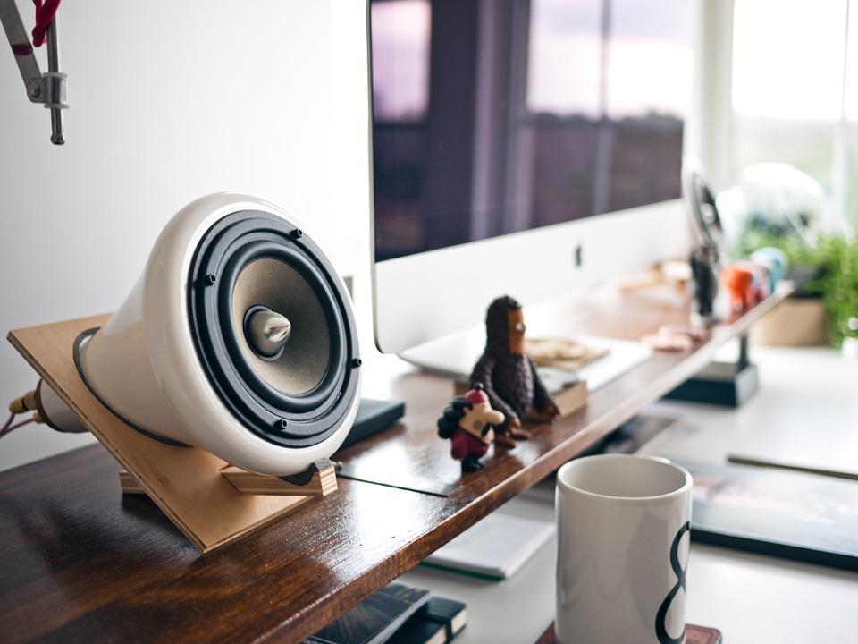 desk blogueuse