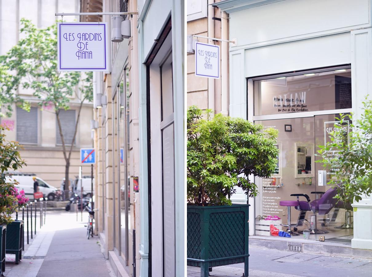 les jardins de nana paris metro sentier