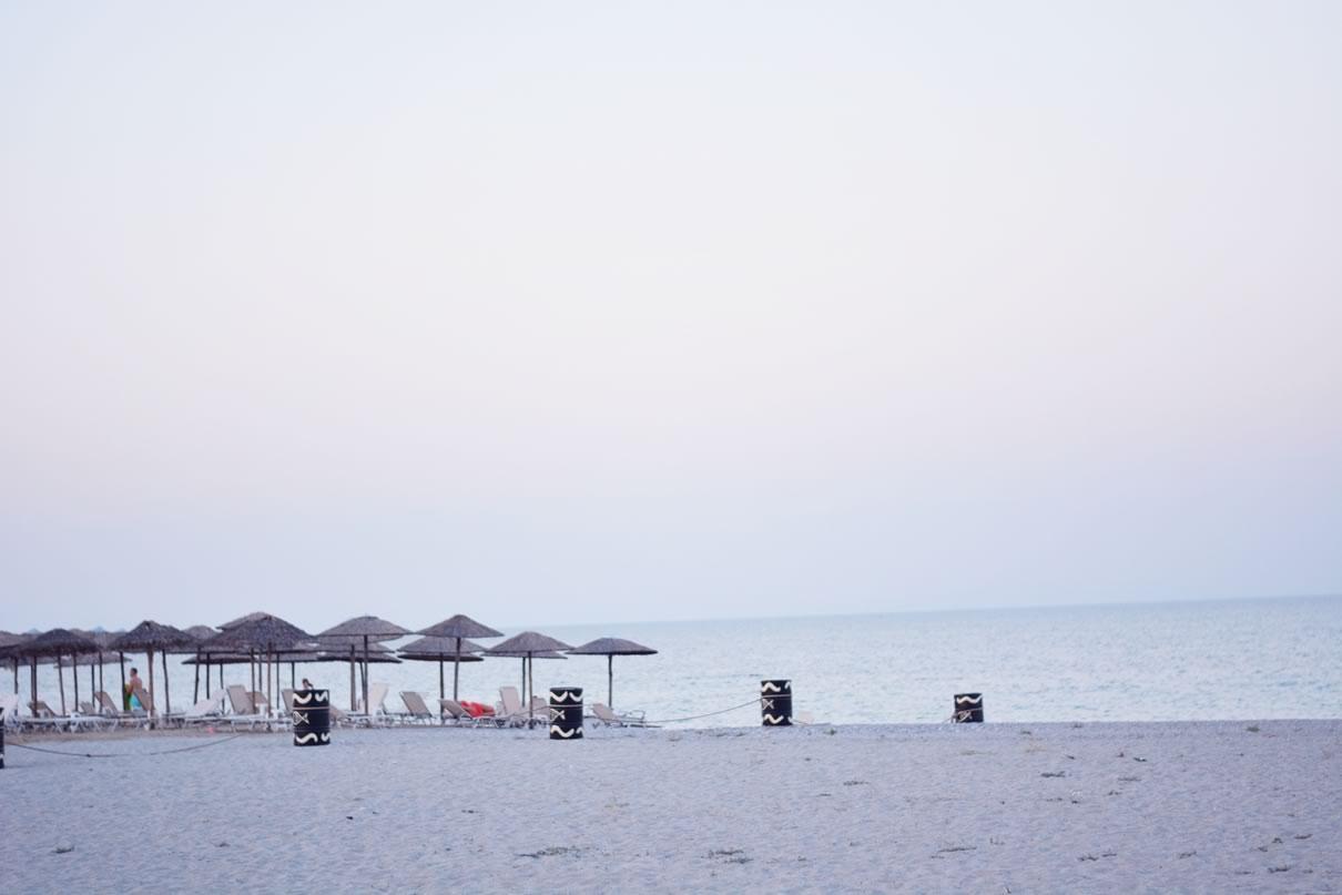plage grece athenes