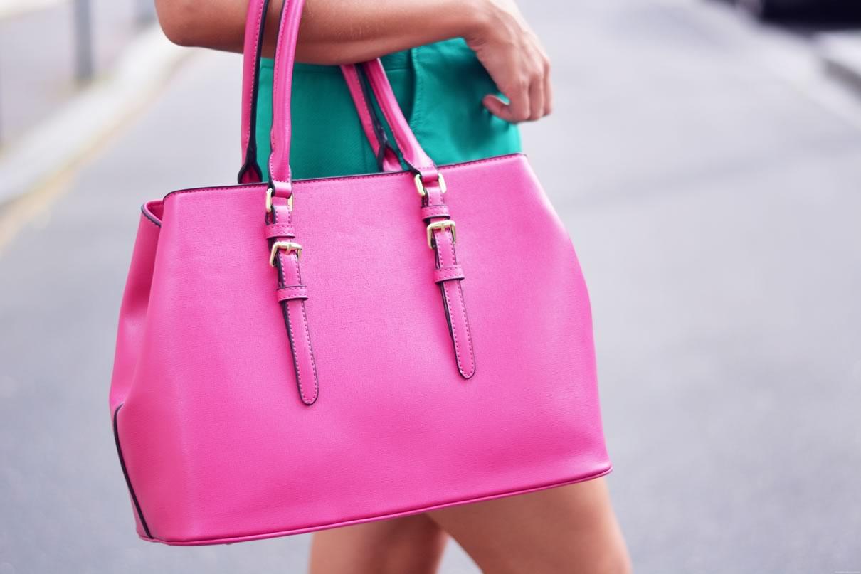 sac rose tendance