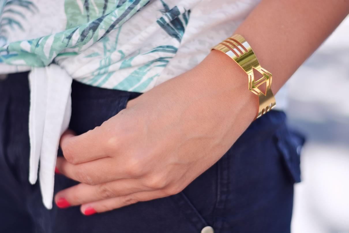 bracelet graphique