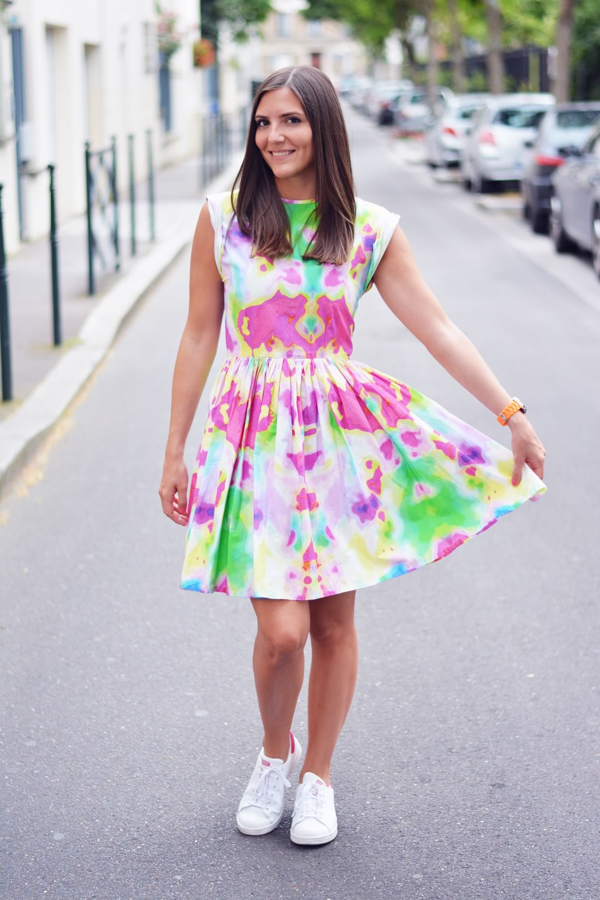 robe pop rose cameron kham