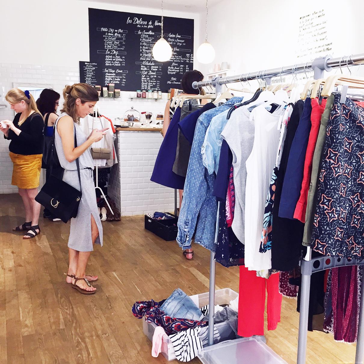 vide dressing blogueuses mode