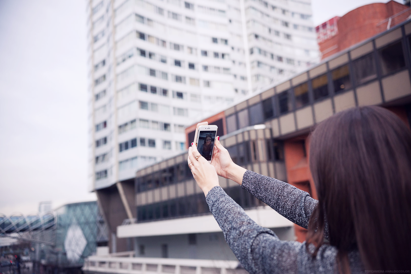 selfie blogueuse mode