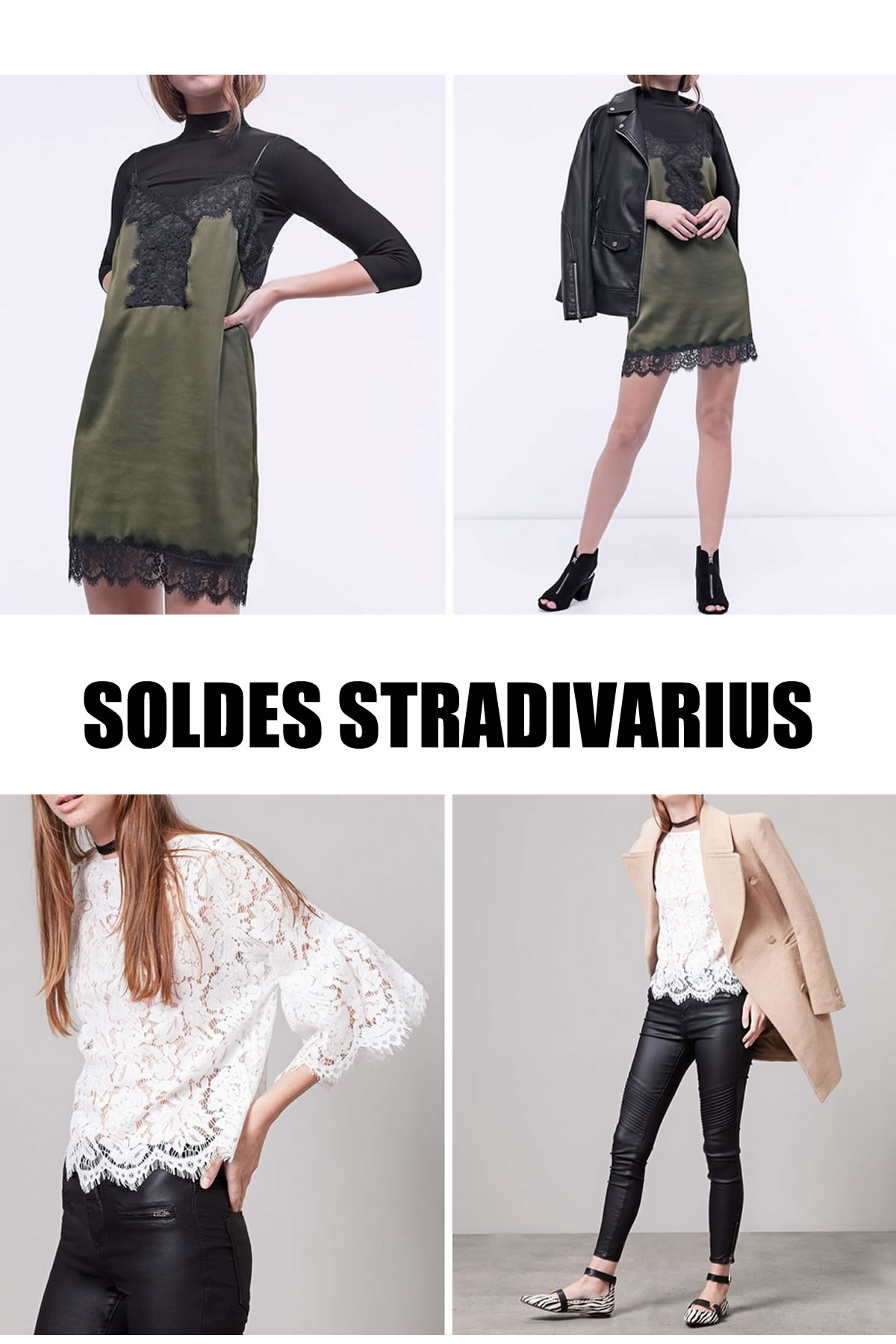 selection stradivarius soldes