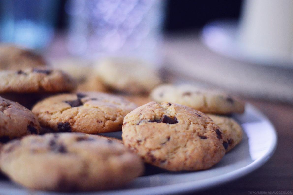 diy recette cookies maison facile