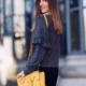 comment porter le sac jaune