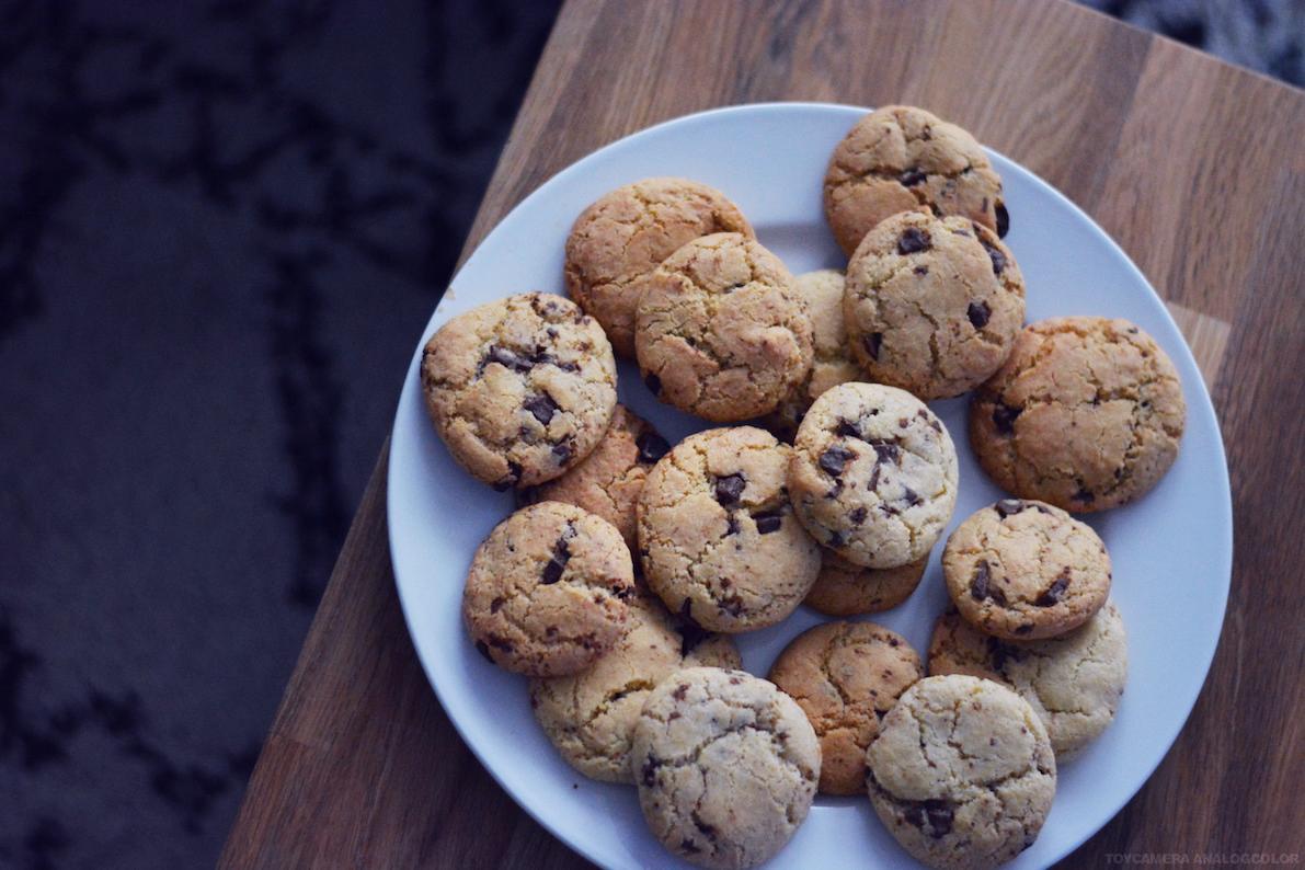 recette de cookies moelleux declicieux
