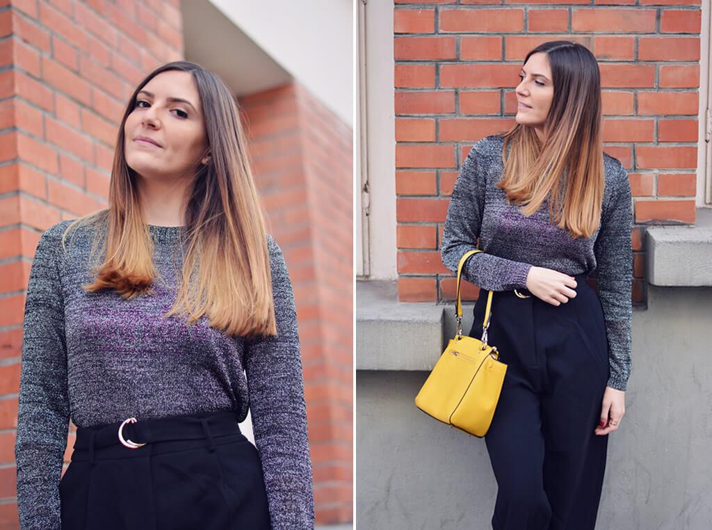comment porter la jupe culotte blog mode les caprices diris