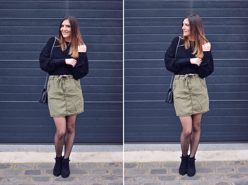 comment porter les collants resille blog mode paris