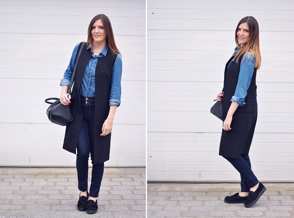idee de look en total jean