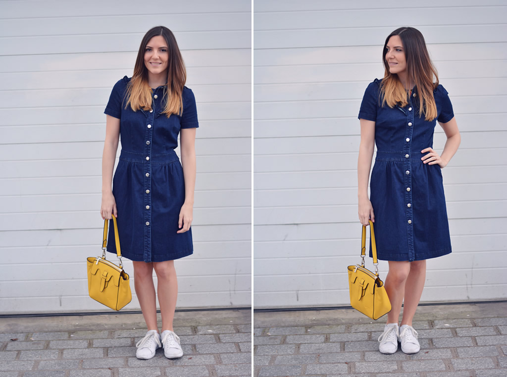 fashion blog look en jean