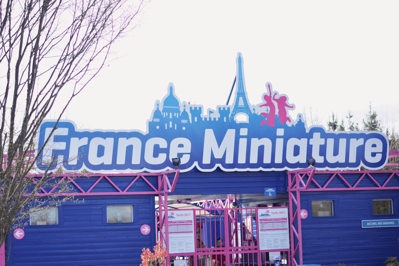parc attraction france miniature