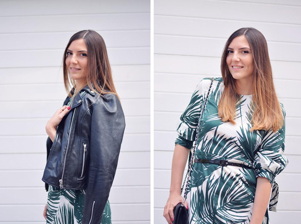 comment porter la robe palmier