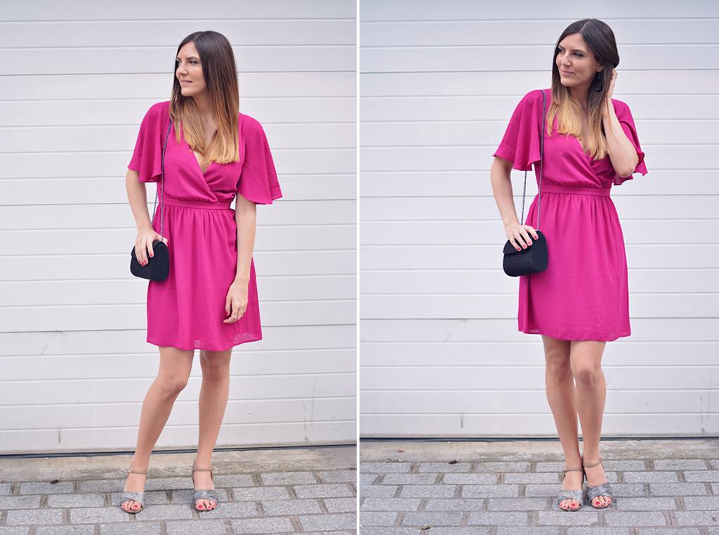 look tendance avec une robe rose blog mode les caprices d iris