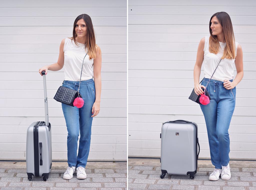 comment s 39 habiller pour prendre l 39 avion les caprices d 39 iris blog mode beaut lifestyle. Black Bedroom Furniture Sets. Home Design Ideas