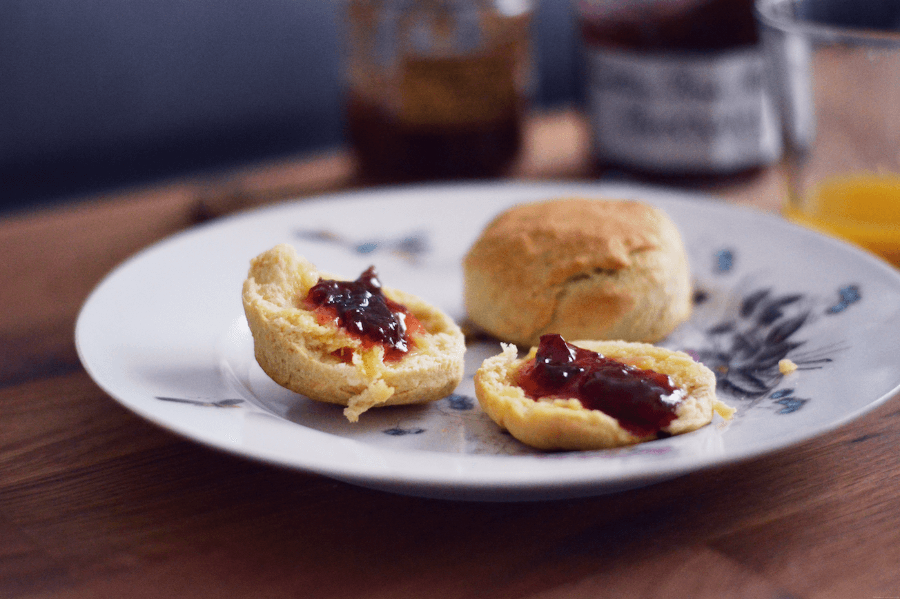 recette scones anglais facile