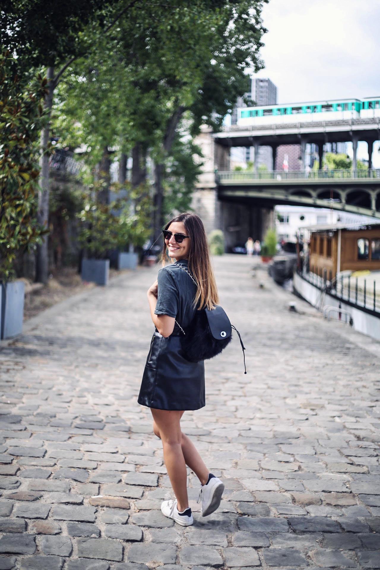 blogueuse mode les caprices d iris collab