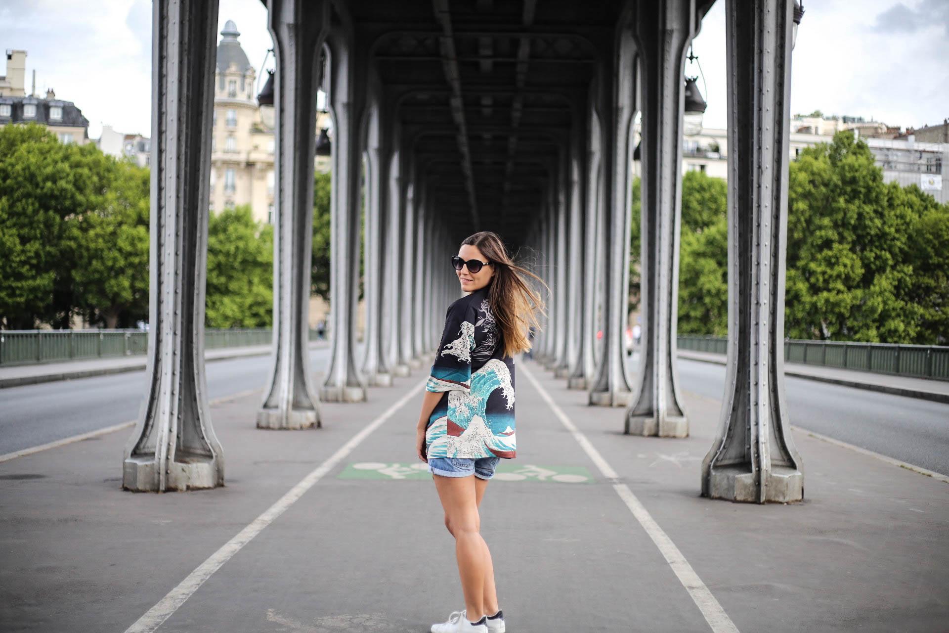 comment porter la tendance kimono blog mode les caprices d iris paris