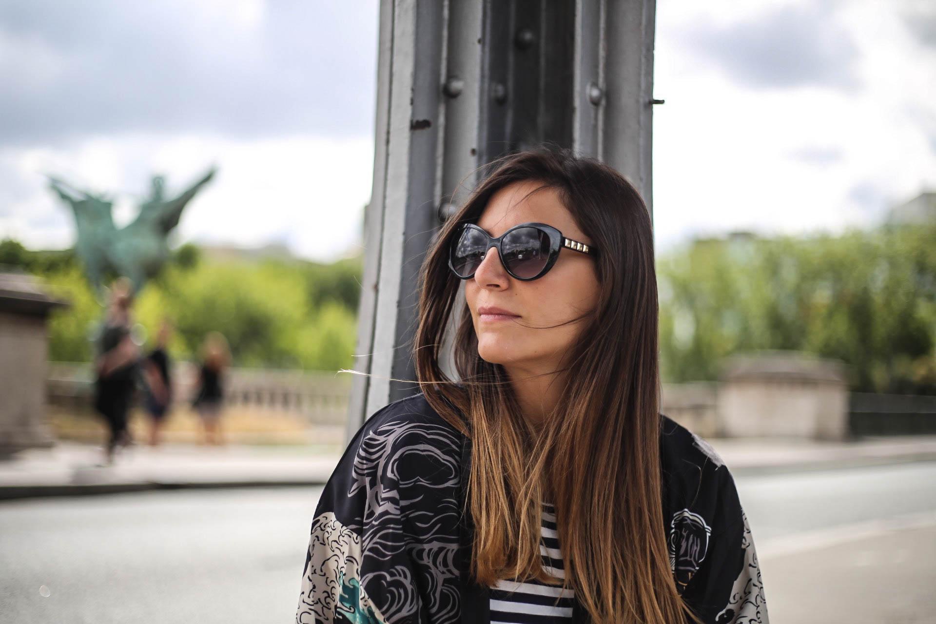 lunette de soleil XXL blog mode les caprices d iris