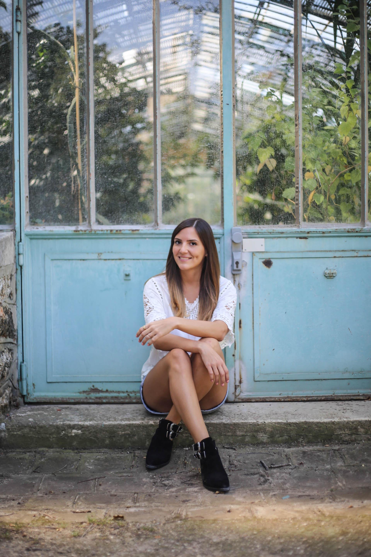 blogueuse brune paris les caprices d iris
