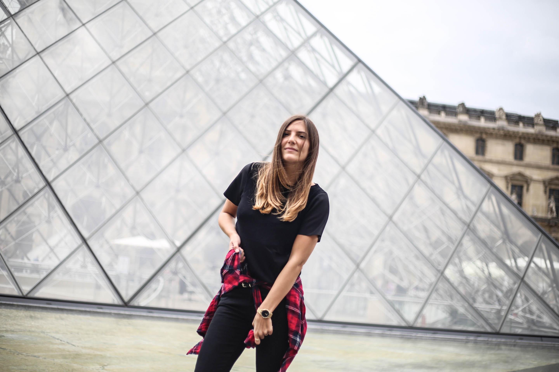 comment porter la chemise a carreaux blog mode paris les caprices d iris
