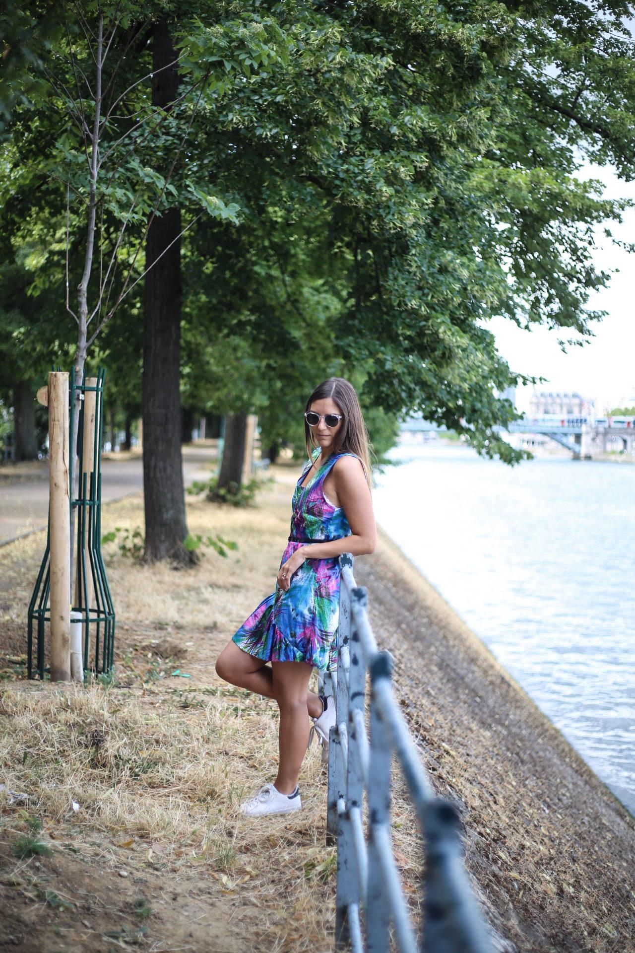 comment porter la robe chasuble bog mode les caprices d iris