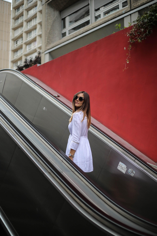 escalators paris blog mode life style les caprices d iris