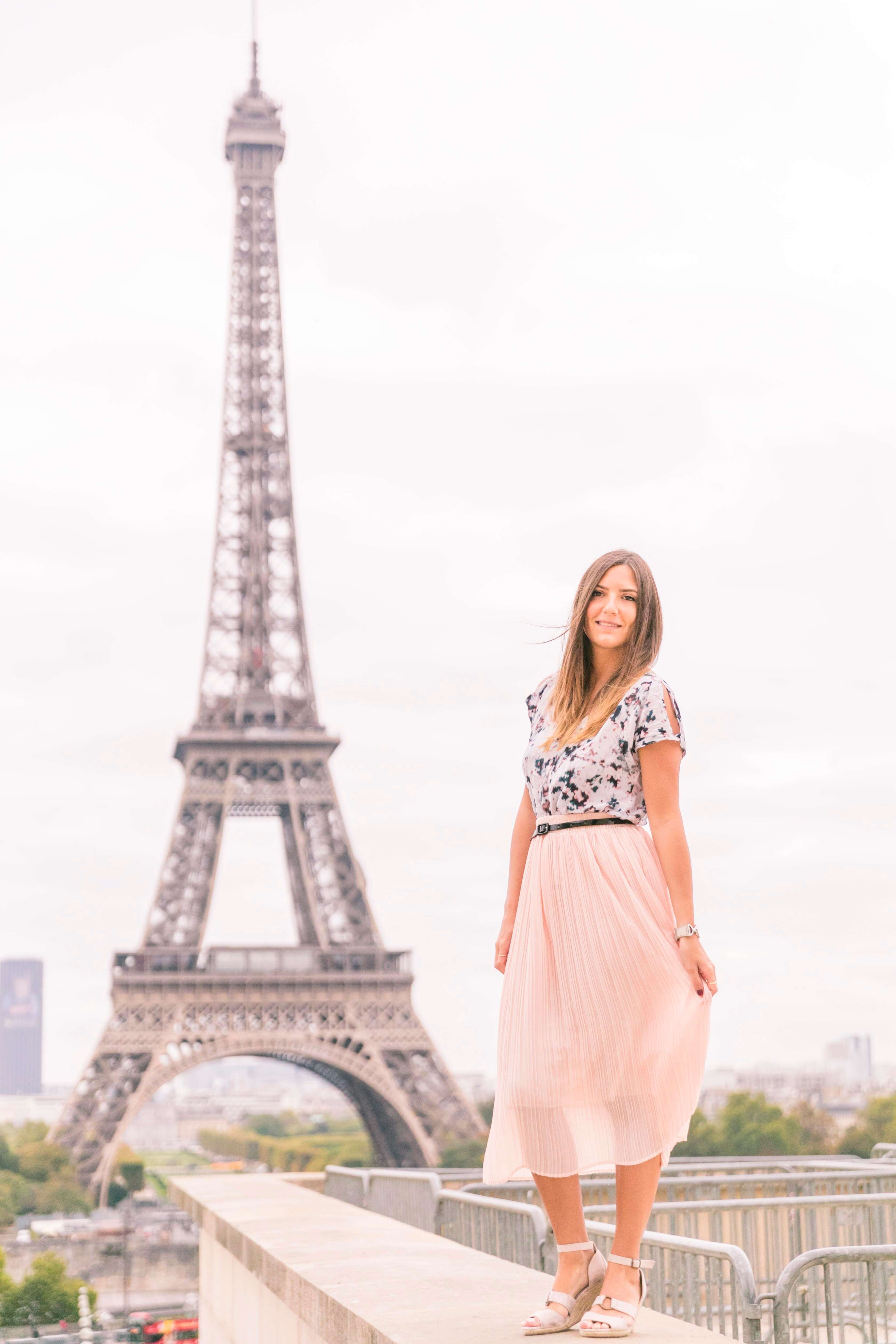 comment porter la jupe plissee blog mode tendance