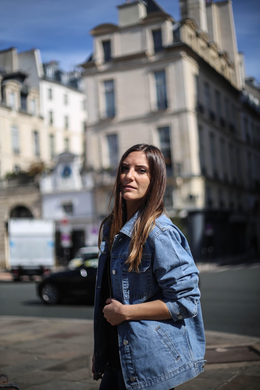 Caprices En Les Veste Mode D'iris Oversize La Blog Beauté Jean ZfOR5q