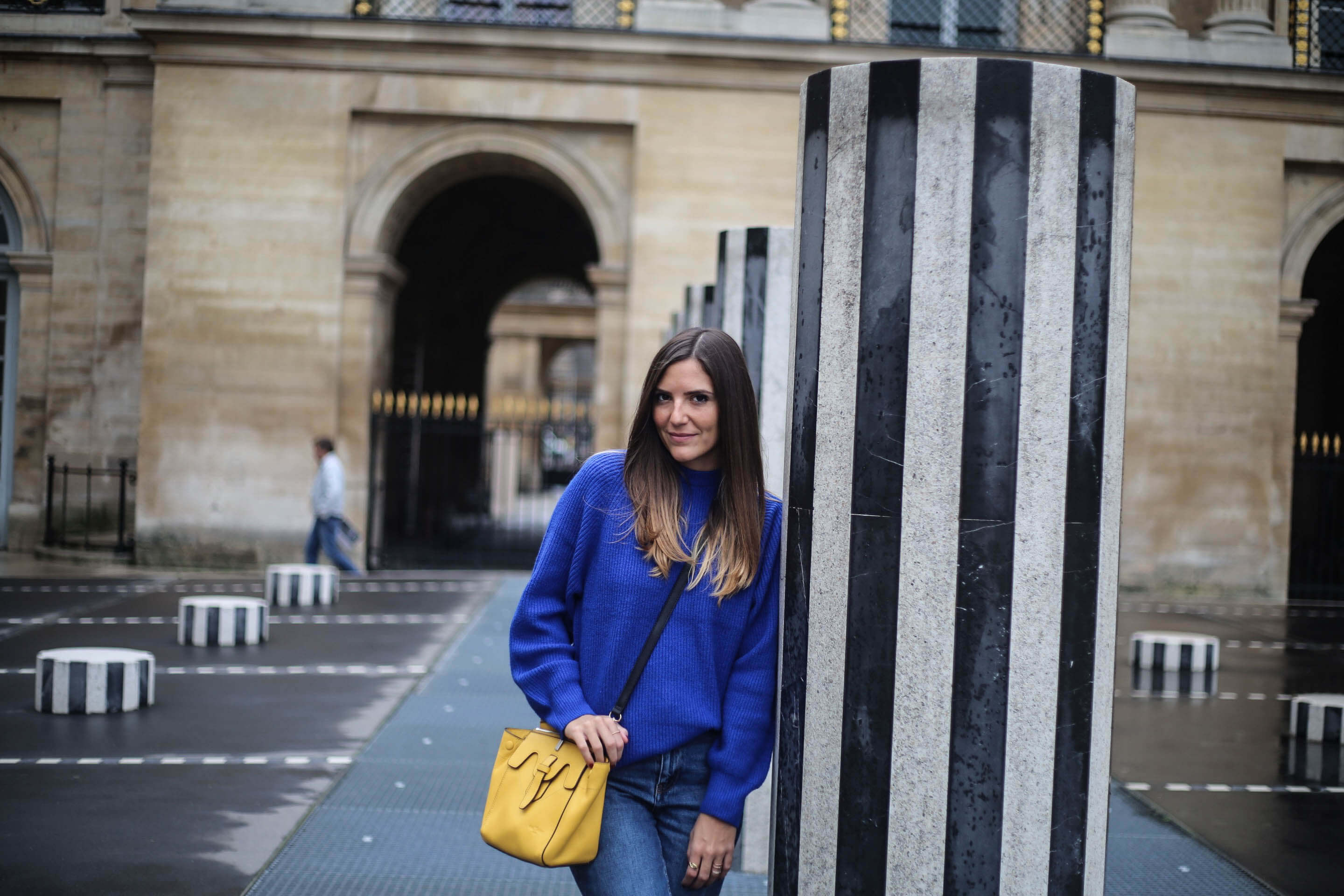 comment porter le jean mom blog mode tendance paris