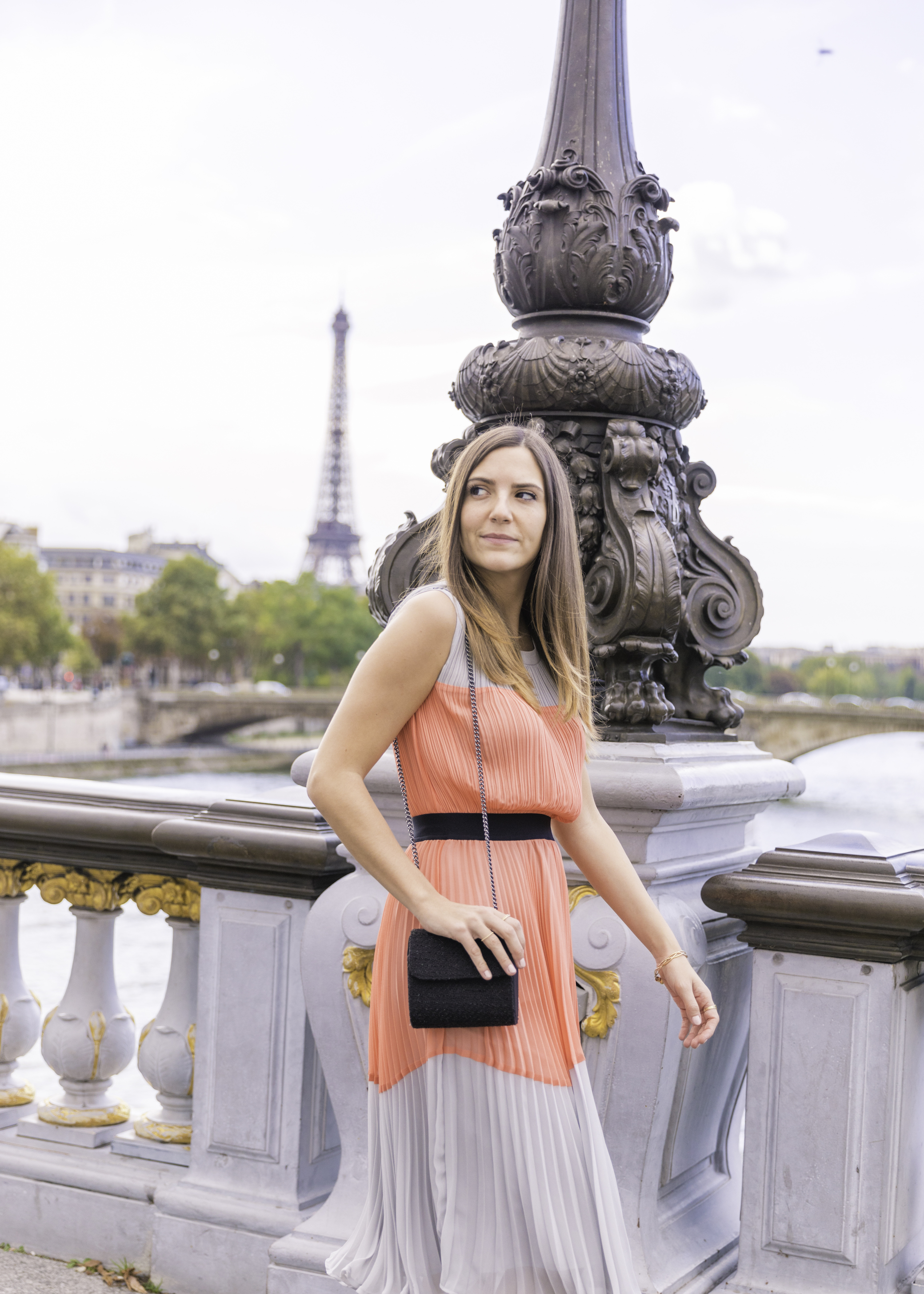 comment porter le orange blog tendance paris les caprices d iris